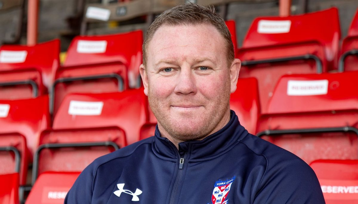 Steve Watson - York City Manager